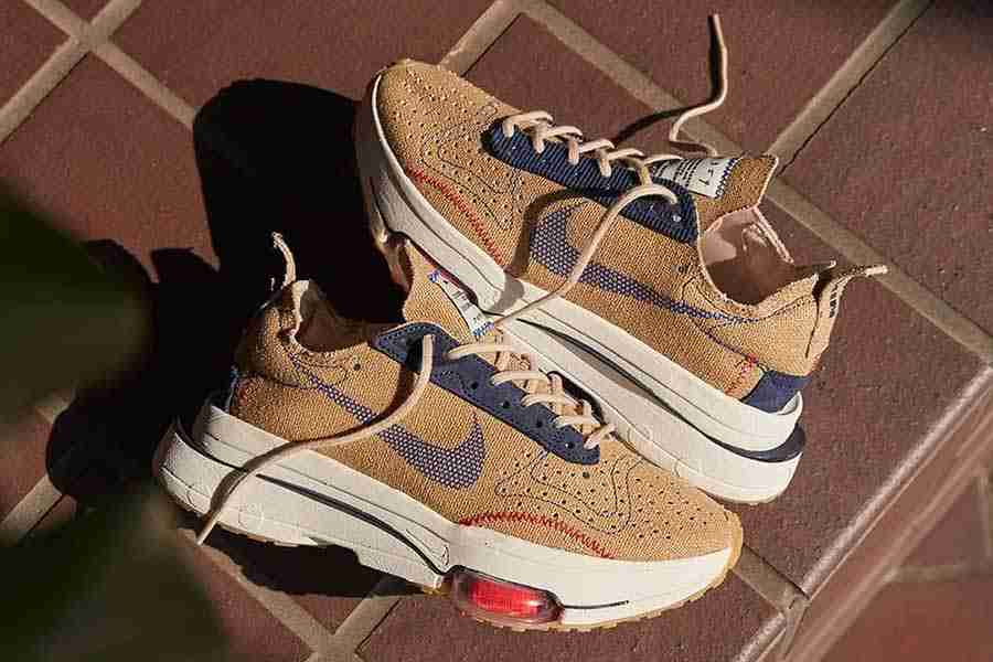Nike introduces their new hemp sneakers